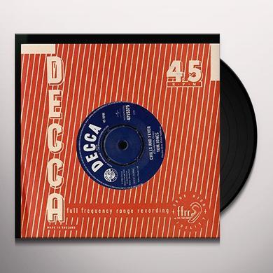 Tom Jones CHILL / FEVER / BREATHLESS Vinyl Record - Canada Import