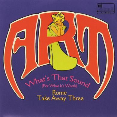 Art WHAT'S THAT SOUND Vinyl Record