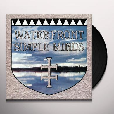 Simple Minds WATERFRONT Vinyl Record - Italy Import