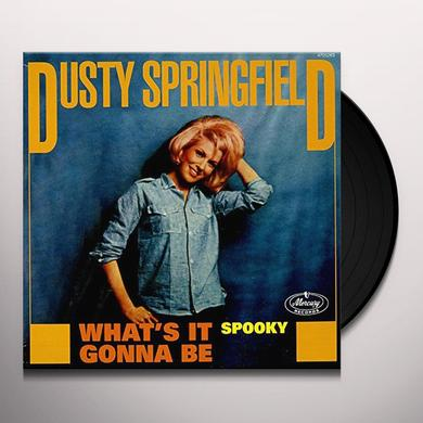 Dusty Springfield WAHT'S IT GONNA BE Vinyl Record - Canada Import
