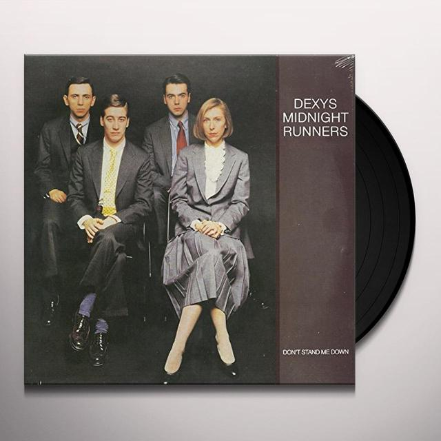 Dexys Midnight Runners DON'T STAND ME DOWN Vinyl Record - UK Import