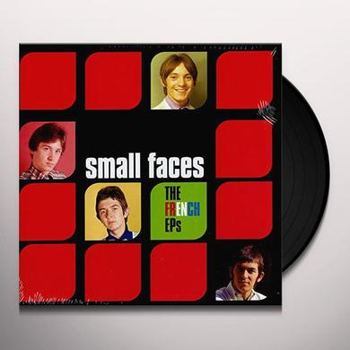 Small Faces FRENCH (EP) Vinyl Record - Canada Import