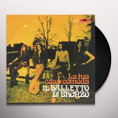 Balletto Di Bronzo LA TUA CASA COMODA / DONNA VITTORIA Vinyl Record - Italy Import