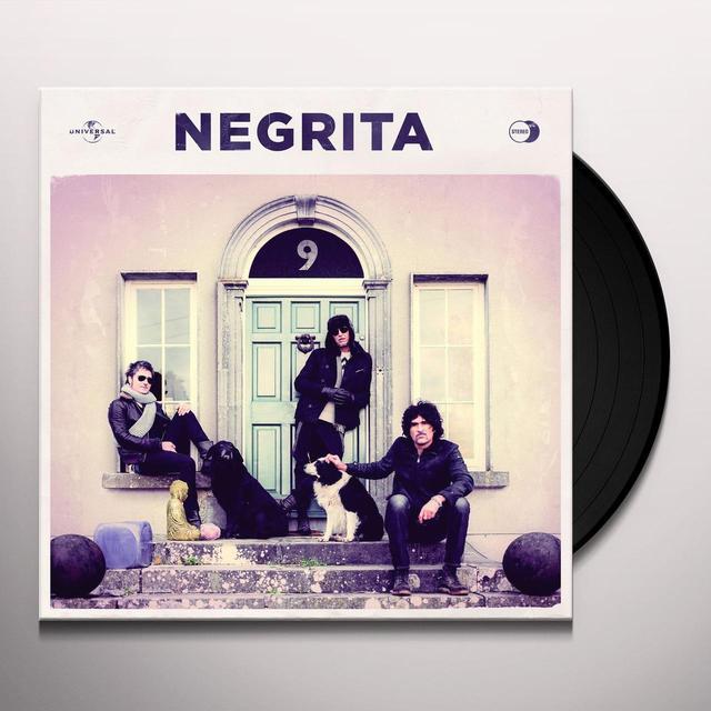 Negrita 9 Vinyl Record - Italy Import