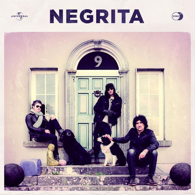 Negrita 9 Vinyl Record