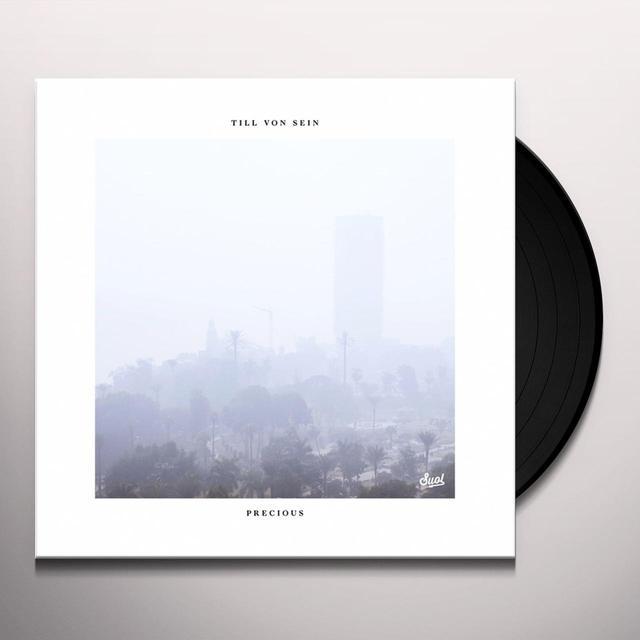 Till Von Sein PRECIOUS (BONUS CD) Vinyl Record - UK Release