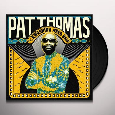 PAT THOMAS & KWASHIBU AREA BAND Vinyl Record - UK Release