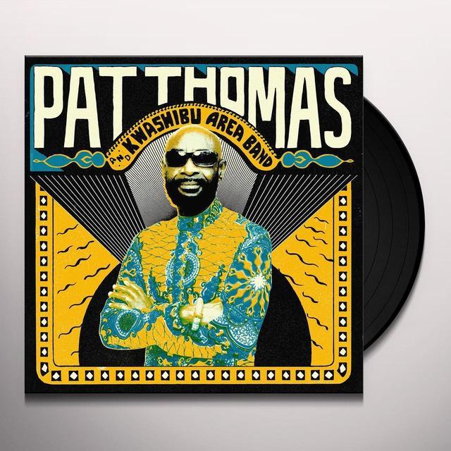PAT THOMAS & KWASHIBU AREA BAND Vinyl Record - UK Import
