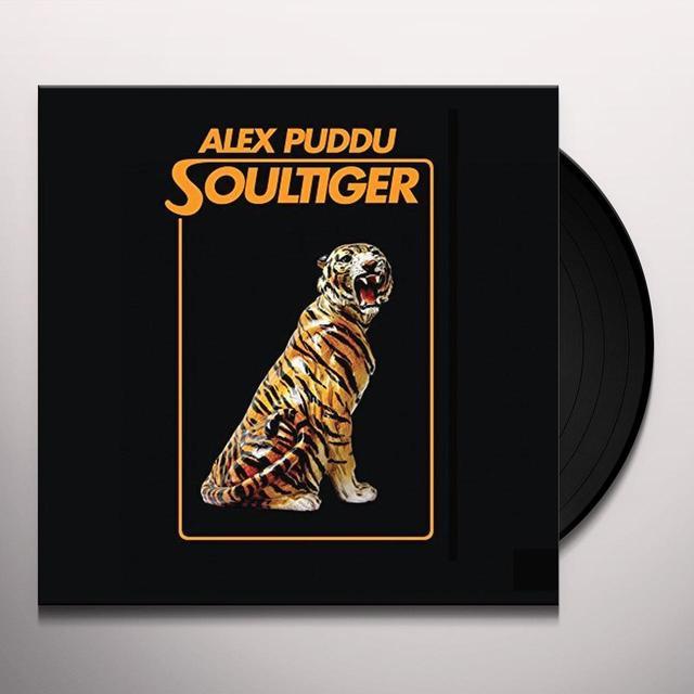 PUDDU / BAATAN SOUL TIGER Vinyl Record - w/CD