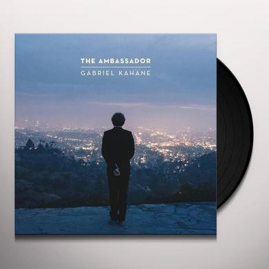 Gabriel Kahane AMBASSADOR Vinyl Record