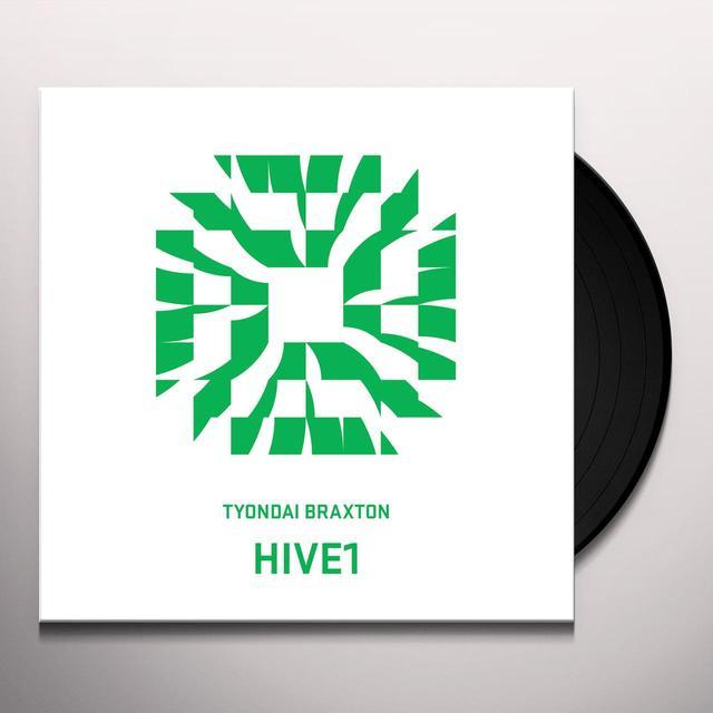 Tyondai Braxton HIVE1 Vinyl Record