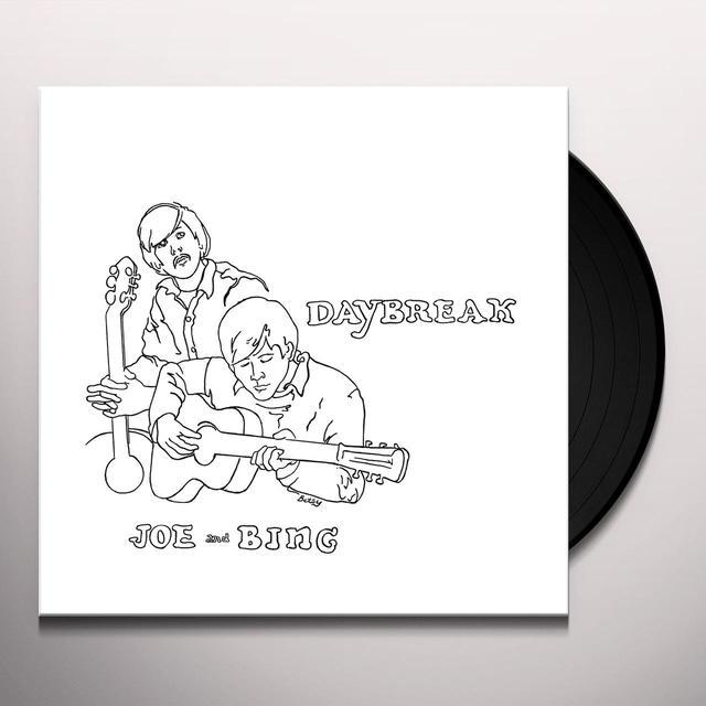 JOE & BING DAYBREAK Vinyl Record