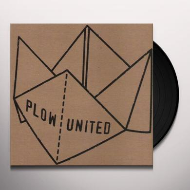 PLOW UNITED Vinyl Record