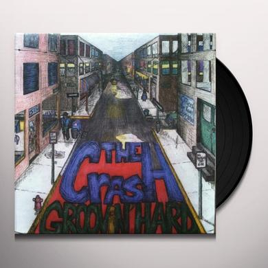 Crash GROOVIN' HARD Vinyl Record