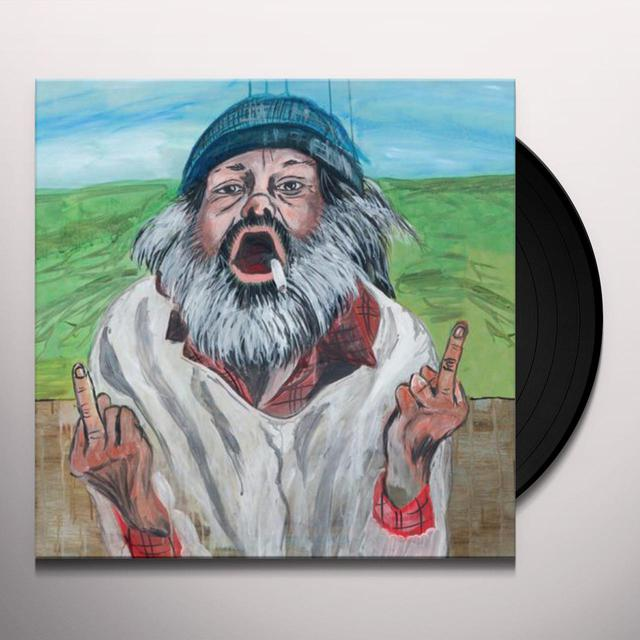 Larry & His Flask HOBOS LAMENT Vinyl Record
