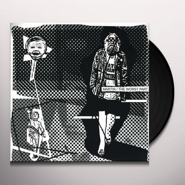 Martin THE WORST PART Vinyl Record