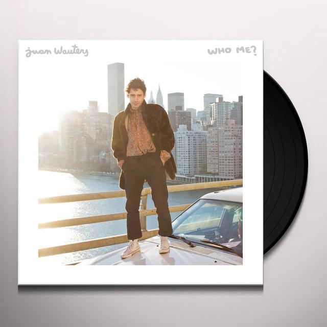 Juan Wauters WHO ME Vinyl Record - Digital Download Included