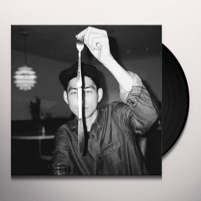Nosaj Thing FATED Vinyl Record