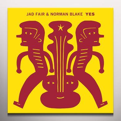 Jad Fair / Norma Blake YES Vinyl Record