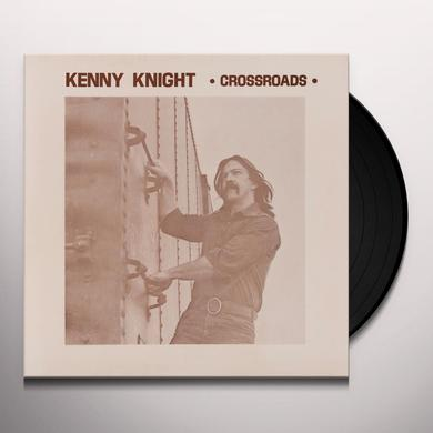 Kenny Knight CROSSROADS Vinyl Record