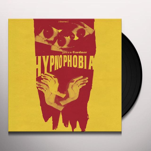 Jacco Gardner HYPNOPHOBIA Vinyl Record - 180 Gram Pressing, Digital Download Included