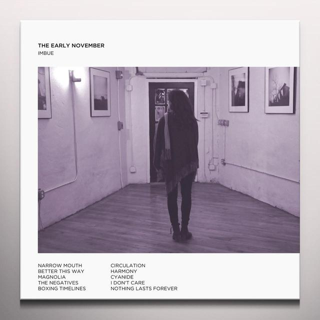 EARLY NOVEMBER IMBUE Vinyl Record - Colored Vinyl, Digital Download Included