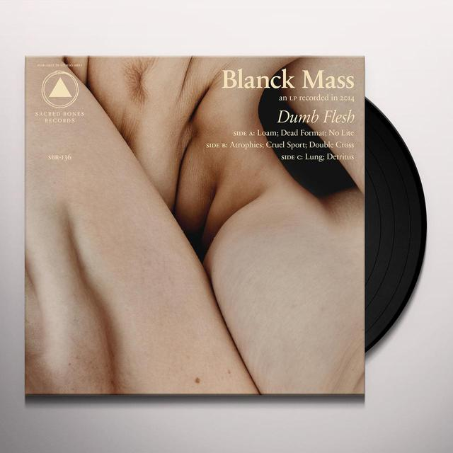 Blanck Mass DUMB FLESH Vinyl Record