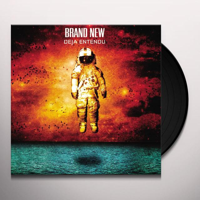 Brand New DEJA ENTENDU Vinyl Record - 180 Gram Pressing, Digital Download Included