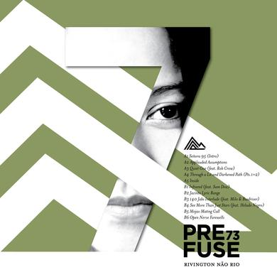 Prefuse 73 RIVINGTON NAO RIO Vinyl Record