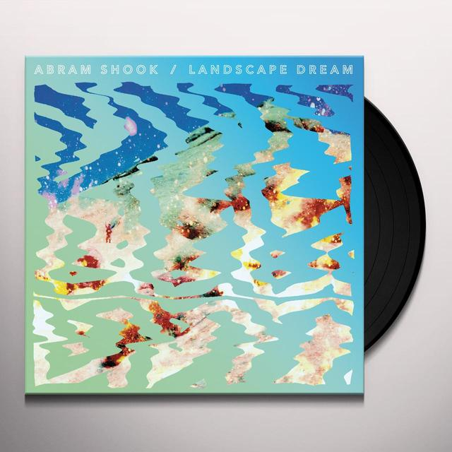 Abram Shook LANDSCAPE DREAM Vinyl Record