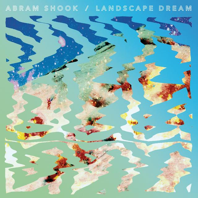 Abram Shook LANDSCAPE DREAM Vinyl Record