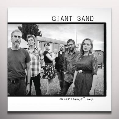Giant Sand HEARTBREAK PASS Vinyl Record - Colored Vinyl, Limited Edition, Digital Download Included