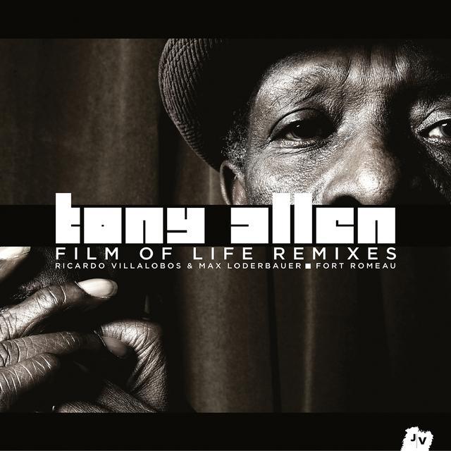Tony Allen FILM OF LIFE REMIXES Vinyl Record