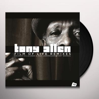 Tony Allen FILM OF LIFE REMIXES Vinyl Record