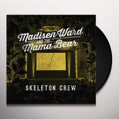 Madisen Ward and the Mama Bear SKELETON CREW Vinyl Record