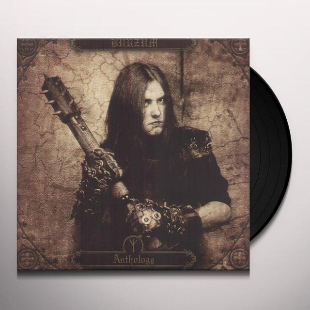 Burzum ANTHOLOGY Vinyl Record
