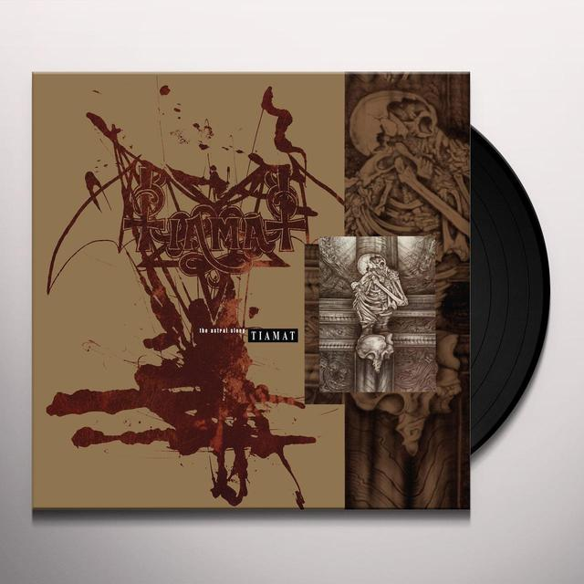 Tiamat ASTRAL SLEEP Vinyl Record