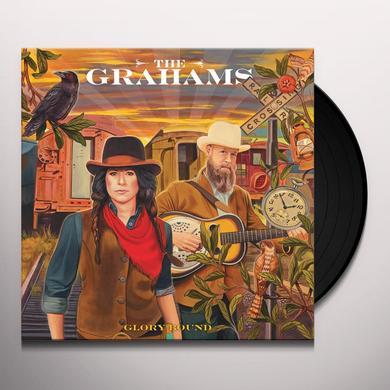 Grahams GLORY BOUND / RATTLE THE HOCKS Vinyl Record