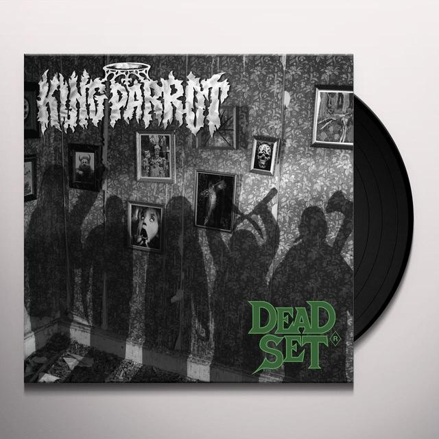 King Parrot DEAD SET Vinyl Record