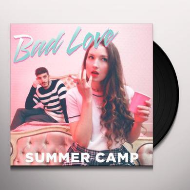 Summer Camp BAD LOVE Vinyl Record