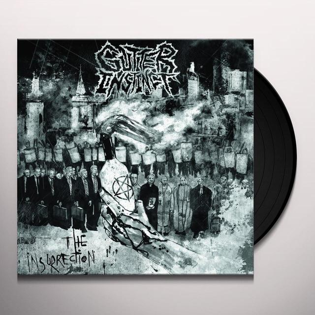 GUTTER INSTINCT INSURRECTION (EP) Vinyl Record