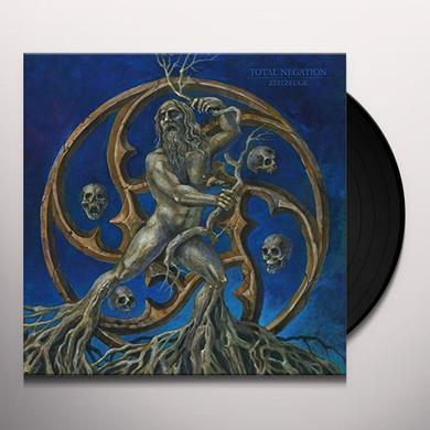 TOTAL NEGATION ZEITZEUGE Vinyl Record