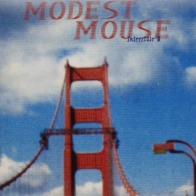 Modest Mouse INTERSTATE 8 Vinyl Record