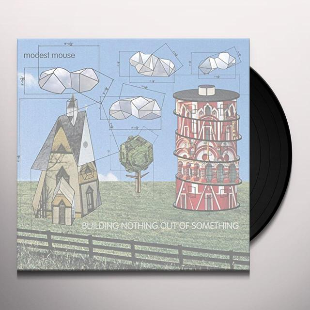 Modest Mouse BUILDING NOTHING OUT OF SOMETHING Vinyl Record