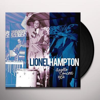 Lionel Hampton APOLLO CONCERT 1954 Vinyl Record