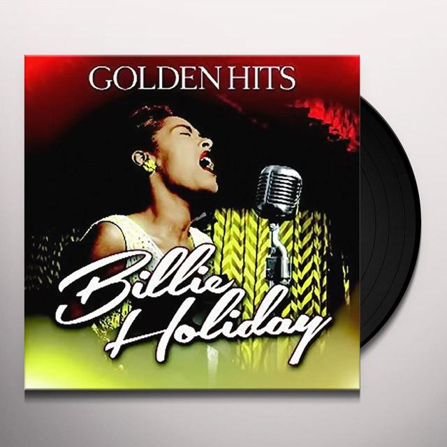 Billie Holiday GOLDEN HITS Vinyl Record