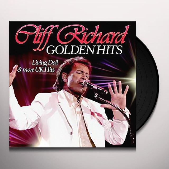 Cliff Richard GOLDEN HITS Vinyl Record