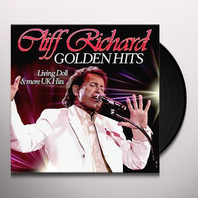 Cliff Richard GOLDEN HITS Vinyl Record