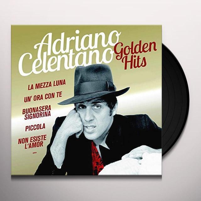 Adriano Celentano GOLDEN HITS Vinyl Record
