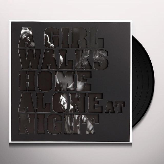 A GIRL WALKS HOME ALONE AT NIGHT / O.S.T. (BLK) A GIRL WALKS HOME ALONE AT NIGHT / O.S.T. Vinyl Record - Black Vinyl